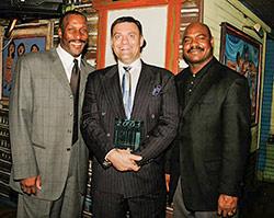 Frost & Sullivan awards dinner