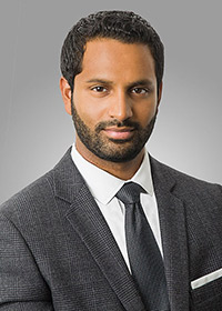 Professional headshot for lawyer