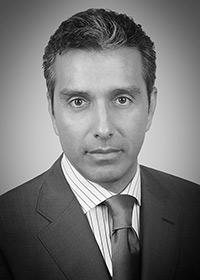 European corporate executive headshot