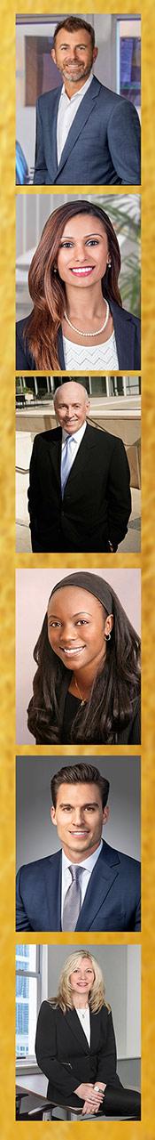 business headshot sample collage